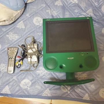 シャープ 液晶テレビ AQUOS LC-13C5-G 非売品 懸賞商品