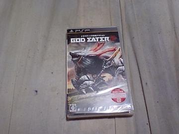 【新品PSP】GOD EATER2 ゴッドイーター2