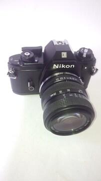 Nikon EM + タムロンMF 28-70�o マクロ
