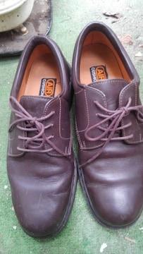 ホーキンス 革靴 サイズ8 約26cm