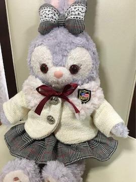 ステラルー ボア付き ジャケット コスチューム!