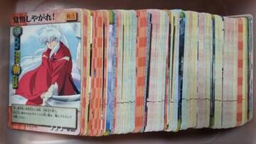 犬夜叉カード230枚詰め合わせ福袋