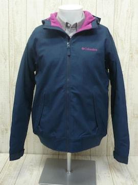 即決☆コロンビア 特価 中綿+裏フリース 防寒ジャケット NV/XL 新品
