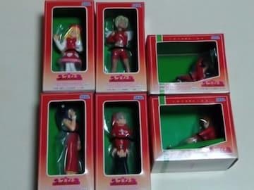 フィギュア[アニメ/非売品]ラブひな クリスマスバージョン(全6種)