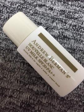 アンドリュー バーマン ヌーベル ブラン UVミルク 40�_�g