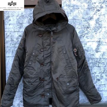 JOURNAL STANDARD × ALPHA N-3B ジャケット