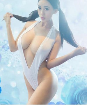 "☆""▽PinkyAngel^-^ホルター結び食い込みTレオタード▽""☆"
