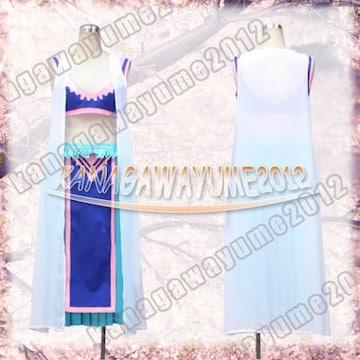 ONE PIECE ネフェルタリ ビビ 踊り子衣装