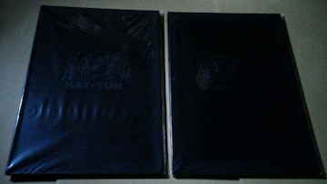 KAT-TUN パンフレット 2冊