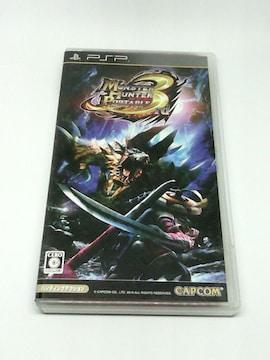 PSP モンスターハンター ポータブル 3rd /カプコン モンハン サード/狩猟 狩り ゲームソフト