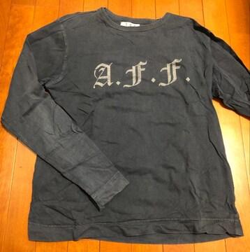 メンズ☆ネイビーロングTシャツ
