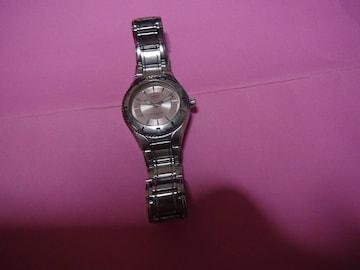 CASIOの腕時計 メンズ 電池式クォーツ製 稼動品!。