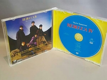 レベッカ 音質改良リマスター Blu-spec CD 「REBECCA IV Maybe Tomorrow」