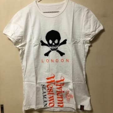 Vivienne Westwood Tシャツ SEAMANシリーズ