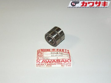 カワサキ KX250-A KX400 ショックピボット・ベアリング 絶版新品