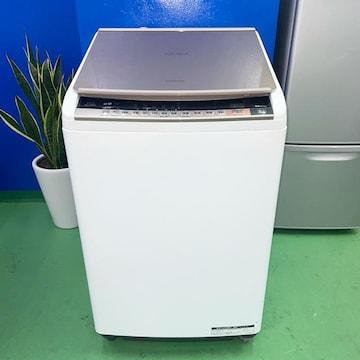 ◆HITACHI◆洗濯乾燥機 2016年 8kg 大阪市近郊配送無料