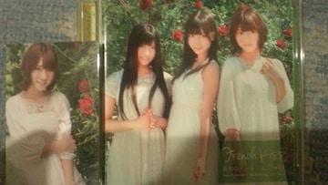 超レア!☆フレンチ・キス/最初のメール☆初回盤/CD+DVD激レア!カード付(高城)