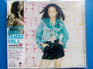 安室奈美恵 DANCE TRACKS VOL.1 帯付