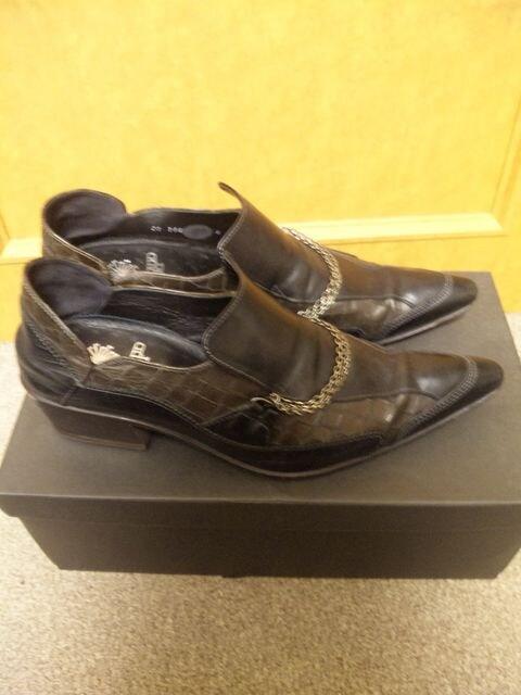 トルネードマート〓チェーン付シューズ靴〓黒/S〓TORNADO MART〓 < ブランドの