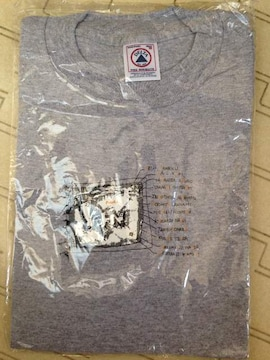 野猿FINALTOUR撤収限定販売 木梨憲武デザイン野猿Tシャツ