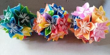 花のくす玉