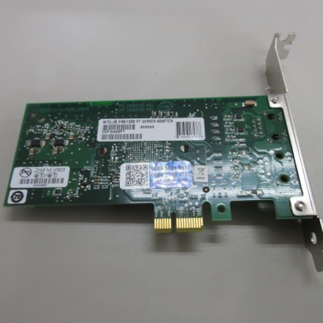 インテル PRO/1000 PT  サーバ・アダプタ  EXPI9400PT INT < PC本体/周辺機器の