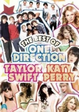 One Direction & Katy Perry &Taylor Swift ベストCLIP集