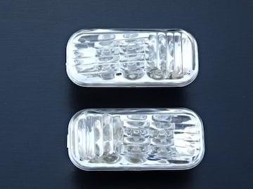 LEDクリスタルサイドマーカー シビックフェリオストリームインテグラモビリオモビリオ