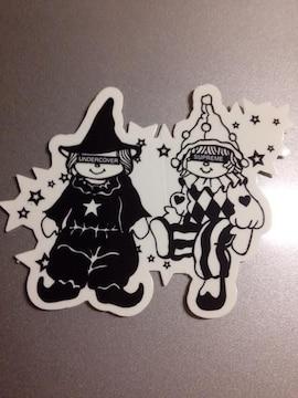 ◆即決◆16AW Supreme UNDERCOVER Dolls Sticker ステッカー