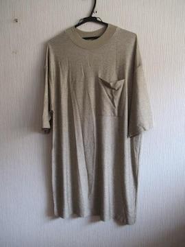 人気ブランド&超美品★ZARA collection★合繊/薄茶系/M★送370円