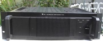 TOA/P-1030D大パワー2ch&BTLアンプ中古完動美品