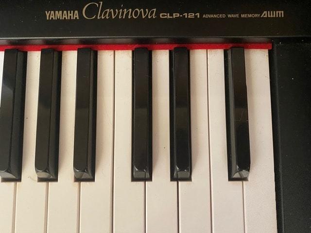 電子ピアノ(Clavinova) < ホビーの