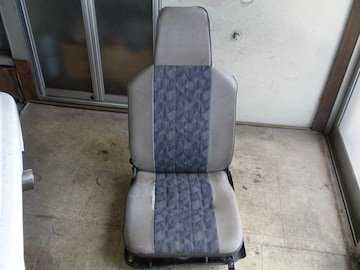 稀少ミニキャブ運転席シートスライドブラケット付き売り切り