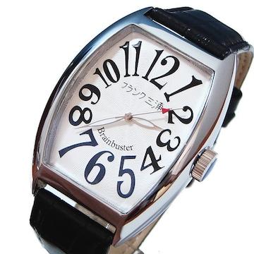 送料無料 フランク三浦 腕時計 ハイパーホワイト FM06K-W