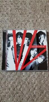 V6  Very best II  (おまけ付き)