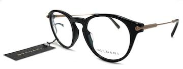 正規未使用ブルガリ眼鏡フレームメガネBV3035-Fディアコ