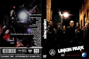 ≪送料無料≫LINKIN PARK ROCK IN RIO 2012 リンキンパーク 最新