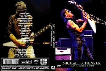 MICHAEL SCHENKER LIBERTYVILLE 3.1.2012 マイケルシェンカー