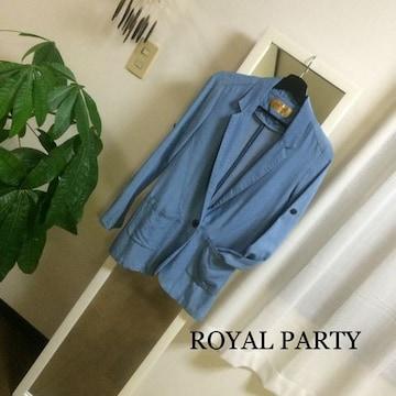 ROYAL PARTY テーラードジャケット