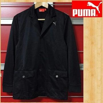 PUMA プーマ ジャージ素材のジャケット S 美品 日本製 ヒットユニオン レア