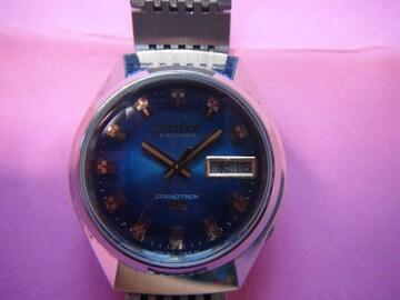 シチズン時計 メンズ用 電池式 クォーツ製稼動品!。