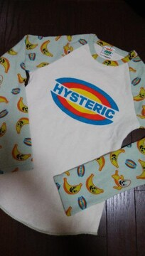 HYS    Grunge pops hysterics  banana バナナ ラムウール&アンゴラ