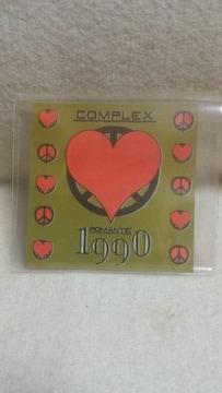 送料無料/COMPLEX2ndアルバム購入特典非売品ステッカー 激レア