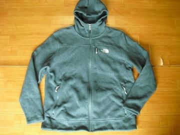 ノースフェイス フリース ジャケット パーカー USA-XL