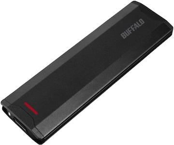 BUFFALO USB3.1(Gen2)対応 ポータブルSSD 1TB SSD-PH1.0U3-BA