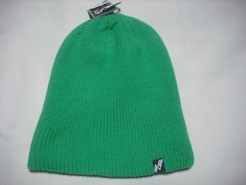 rc114 男 RIP CURL リップカール ニット帽 ビーニー 緑