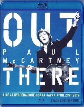 Paul McCartney 大阪 2015!ポールマッカートニー(�ABlu-Ray)