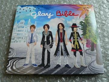 GLAY『Bible』初回限定盤【CD+DVD】PV+Making+LIVE映像/他に出品