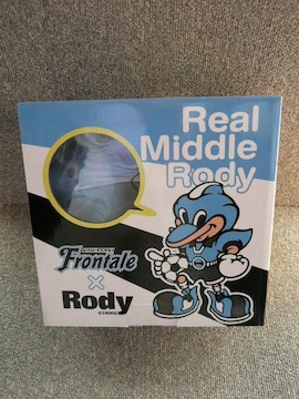 Real Middle Rodyリアルミドルロディ「川崎Frontale ver.」