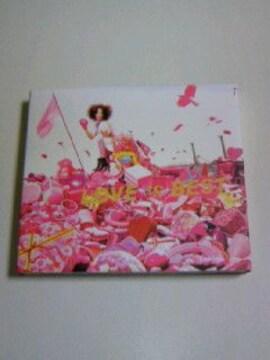 初回 CD+DVD LOVEisBEST 大塚愛/2枚組 ラブイズベストアルバム 名曲
